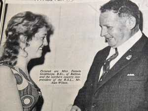 MEMORY LANE: Counting on her success