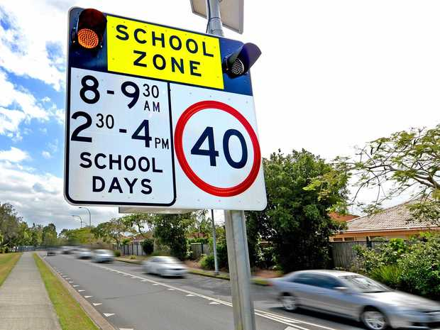 New school zone offences have been announced.