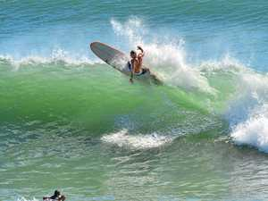 Swell may be a taste of better waves to come