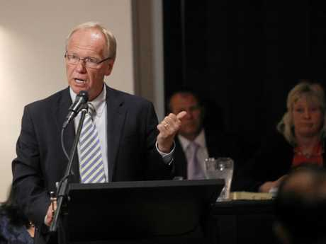 Peter Beattie has left the door open for CQ to possibly secure a place in the NRL in the future.