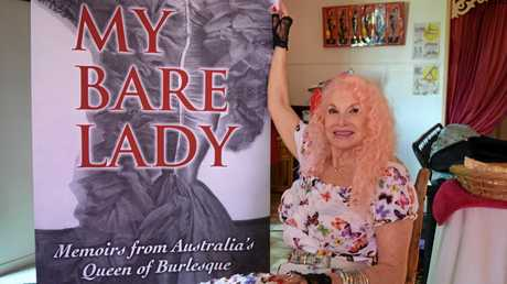 My Bare Lady is a stunning story from Warwick woman Velvet Amour.