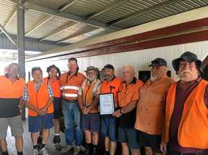 Railway steams towards Australia Day honours