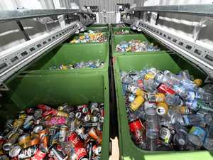Bulk drop-off centre for drink recycling opening soon