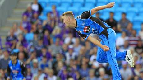 Billy Stanlake has earned high praise for his bowling.