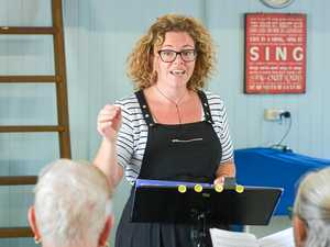 Choirs sing to new tune