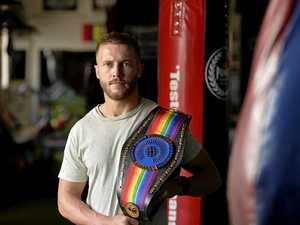 George back keen to clinch belt for Brayd