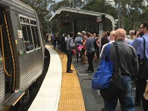 TRAIN TORTURE: Crash, Eftpos meltdown cause dramas in SEQ