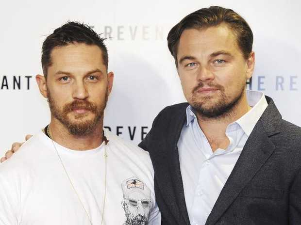 Tom Hardy gets tattoo designed by Leonardo DiCaprio