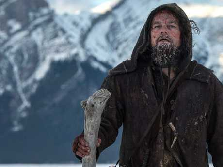 DiCaprio won the Best Actor Oscar for his performance in The Revenant. Picture: Supplied