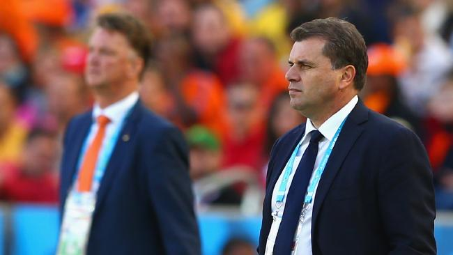 Louis van Gaal was one of the names linked with the Socceroos job.