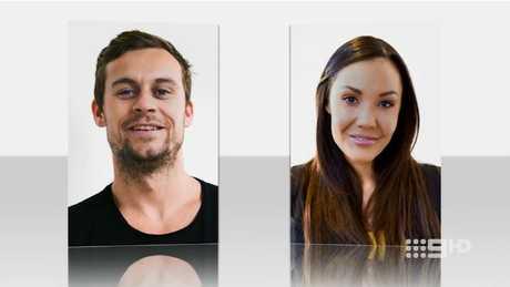 Ryan's a tradie and Davina has hair.