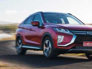 Exciting times for Mitsubishi with new Eclipse Cross