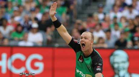 Stars spinner Michael Beer is contracted. Picture: Wayne Ludbey