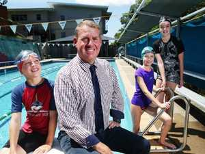 Even freezing Tasmania has a better swim program than Qld