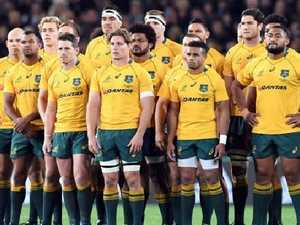 Wallabies see slight crack in All Black armour