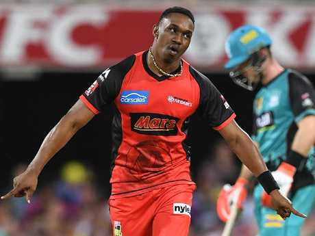 Dwayne Bravo's form has been key in the finals surge.