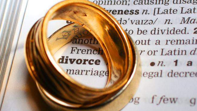 The 10,890 divorces in 2016 is a stark contrast to 1970 when just 1507 divorces were granted in Queensland.