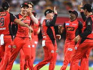Renegades hitting stride at right time