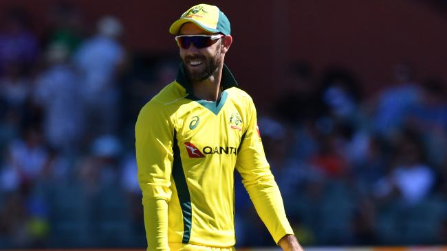 "Glenn Maxwell says his training last year was ""second to none"" in India."