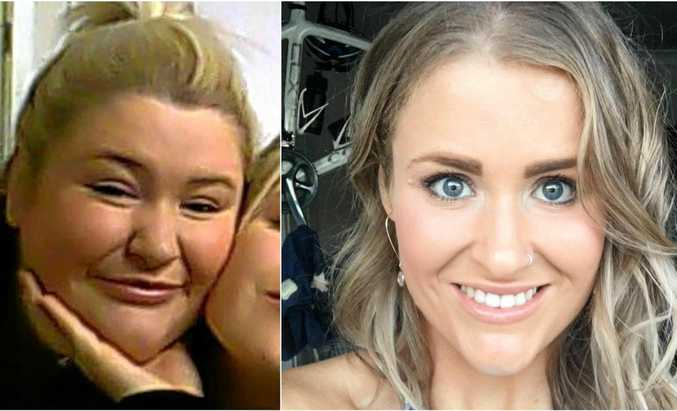 Natalie Hicks dropped half her body weight in 18 months.