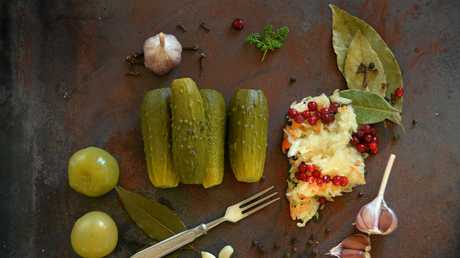 IN A PICKLE: Experts saying adding fermented foods to your diet can improve your mental health and prevent anxiety and depression.