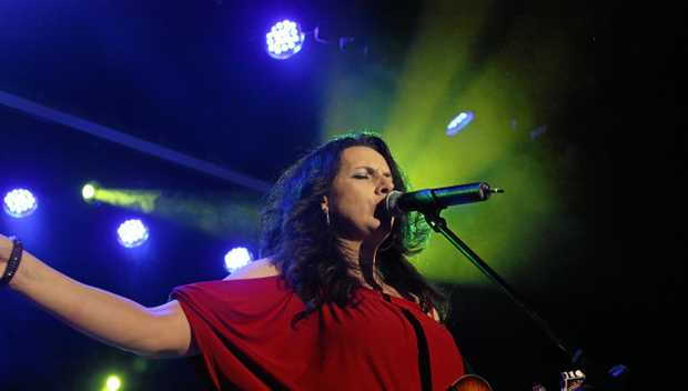 ONE NIGHT ONLY: Sydney songstress Nicki Gillis, with a 7-piece band, is bringing the music of song-writing legend Carol King to Coffs.