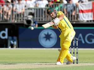Stoinis for first drop in one-day team