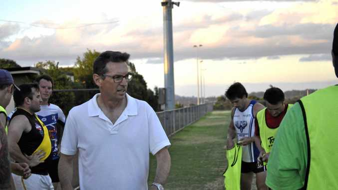 Coolaroo's new men's coach Jon Wieman.