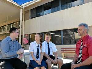 $500K Mackay school grant equals $2631 per student