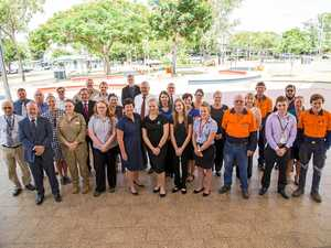 Eight locals skilled and ready for council jobs