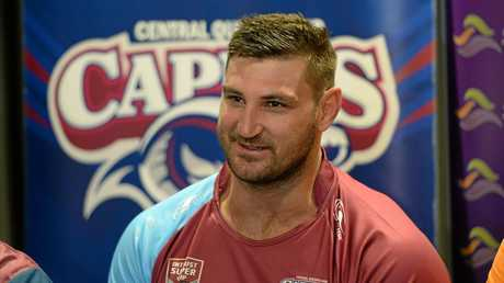 Dave Taylor has signed a two year contract to play with the Capras.