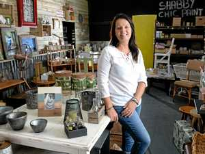Eclectic new business gives life to old shop