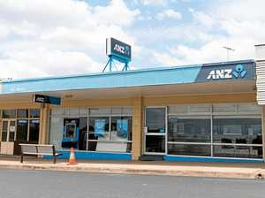CQ town in shock as last big bank closes its doors