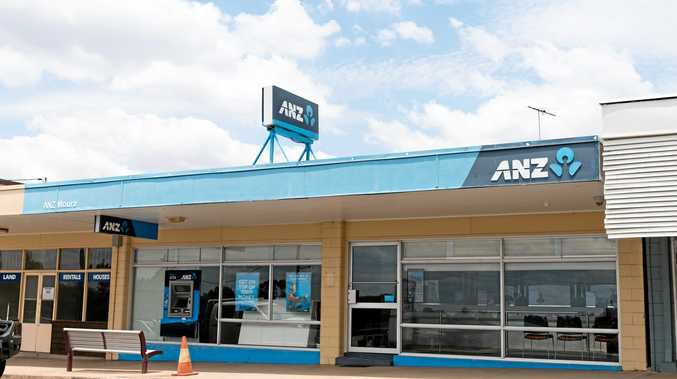 The Moura ANZ Bank branch will be closing its doors in April this year.