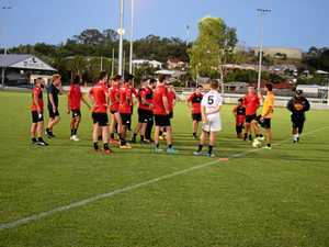 Crusaders counting down to first NPL clash