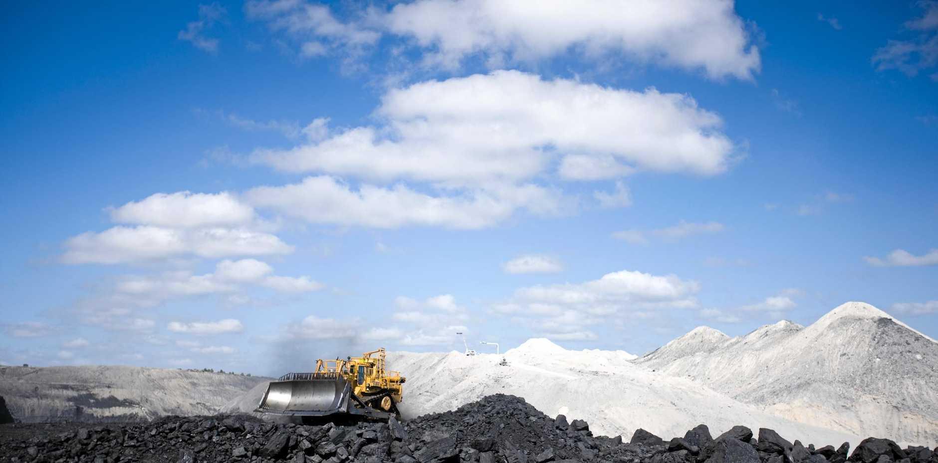 Blair Athol Mine