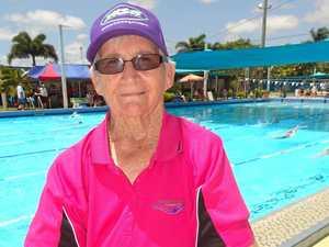 Mackay swim legend backs Save our Schoolkids campaign