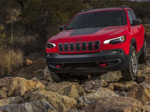Jeep's on the comeback trail with 2018 Cherokee Trailhawk