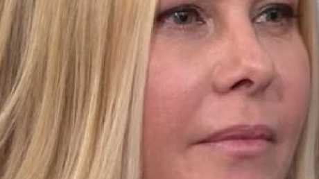 Actress Nicole Eggert spoke on US TV this week over her allegations that Scott Baio molested her. Picture: NBC