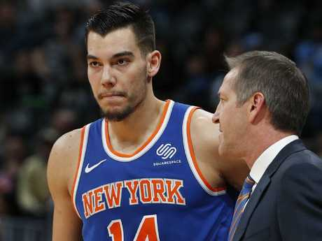 Willy Hernangomez.