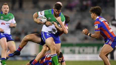 Taylor played some good footy for Canberra last year.