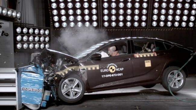The crash protection scores are derived from the results of European tests, as is the case with about one third of the ratings on the ANCAP website. Picture: Supplied.