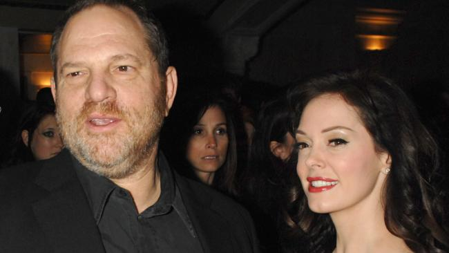 Rose McGowan helped bring down Harvey Weinstein after allegedly being assaulted by the movie mogul. Picture: Jeff Kravitz/FilmMagic