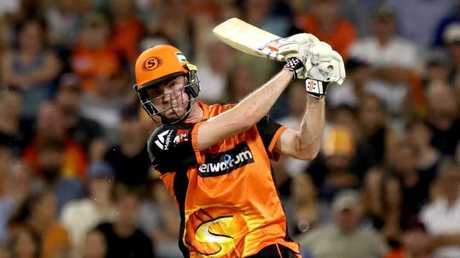 Ashton Turner scored quicker than anyone in BBL 07.