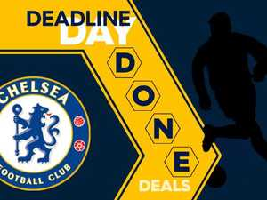 Giroud arrives as Blues finally complete striker search