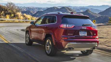 Stylish: Improved Cherokee range maintains bragging rights and gets a visual lift.