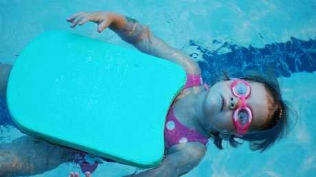Cost is the biggest barrier to swimming lessons.