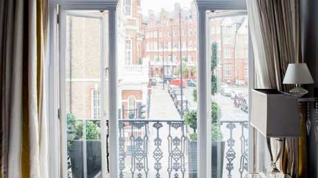 Knightsbridge is one of London's most exclusive areas.