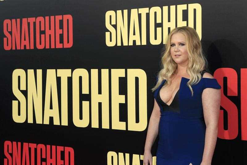 "Amy Schumer has described her friend Aziz Ansari's behaviour as ""not a crime, but not cool."""