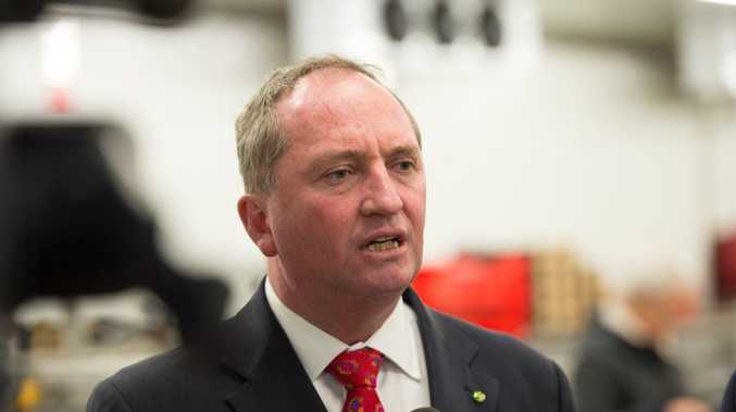 Deputy Prime Minister Barnaby Joyce has written about the Coffs Harbour bypass in an opinion piece he penned for The Australian.